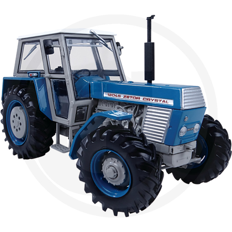 Zetor Crystal 12045 - 4WD - kovový model