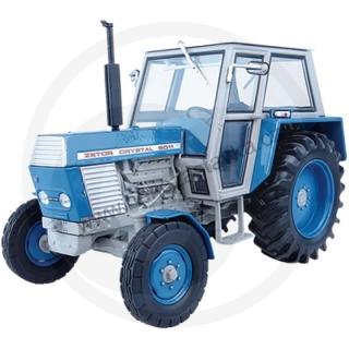 Zetor Crystal 8011 - 2WD - kovový model